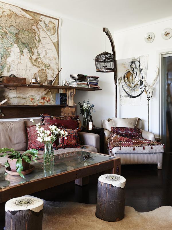 L'intérieur de Dion Antony, Anna Feller and Family à Sydney