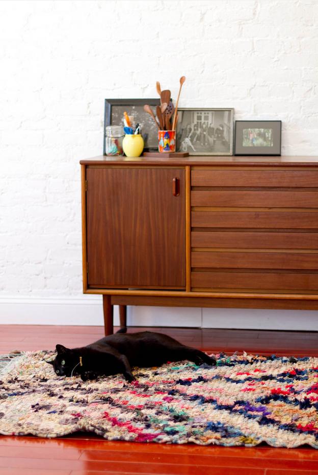 L'appartement de Caitlin Mociun à Brooklyn