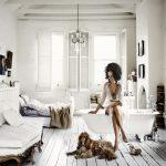 "Le style très ""shabby chic"" de Lynda Gardener"