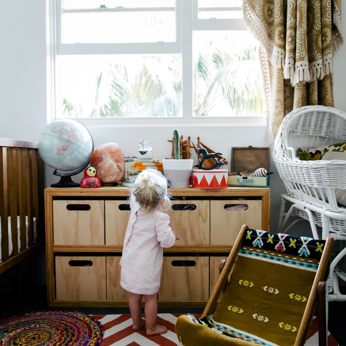 Inside Caleb and Tess Guinery's home in the northern beaches of Sydney