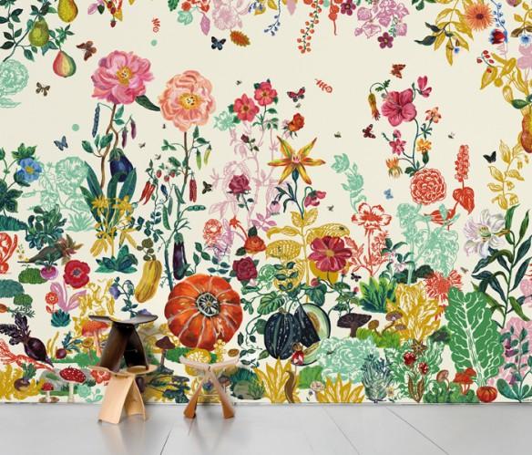 Des papiers-peints panoramiques qui font rêver