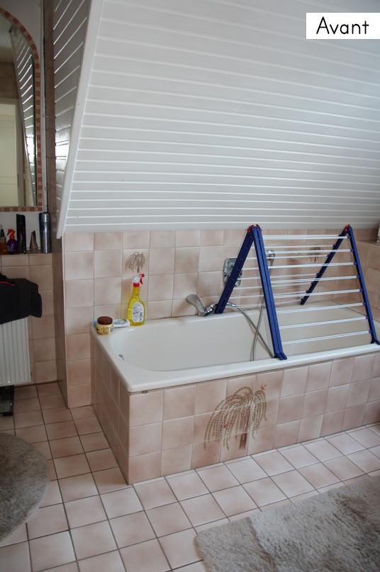 Salle de bain avant par Designdots