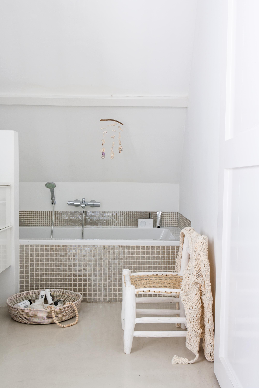 La salle de bain se met en scène || Salle de bain bohème