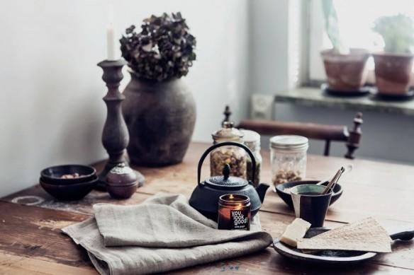 Inspiration et décoration d'automne | Anna Malmberg blog