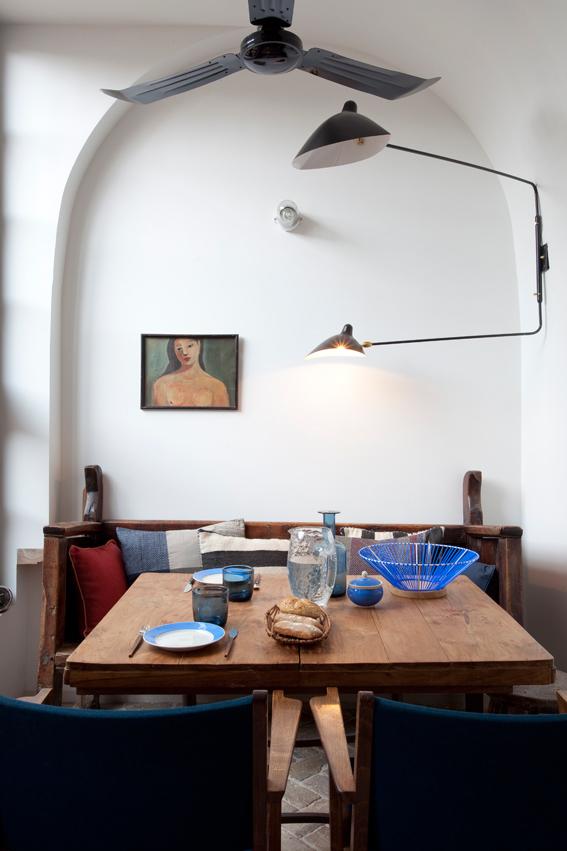 Inspiration et décoration d'automne | Maison rénovée par l'architecte Bart Lens à Nieuwpoort