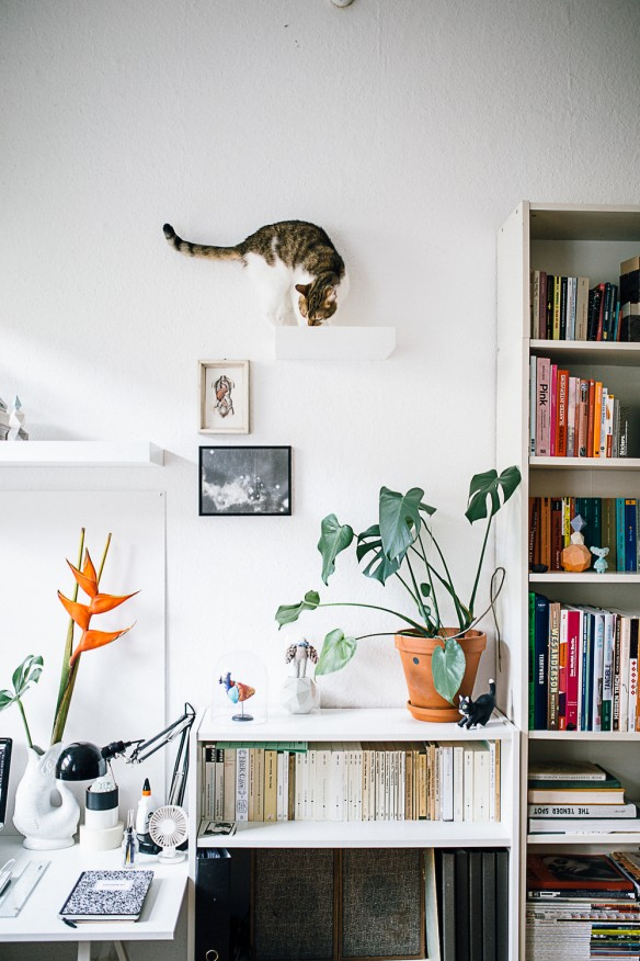 L'intérieur de Claudia von clauia à Berlin
