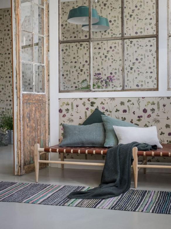 Emma von Bromssen - Eco simplicity Botanica wallpaper
