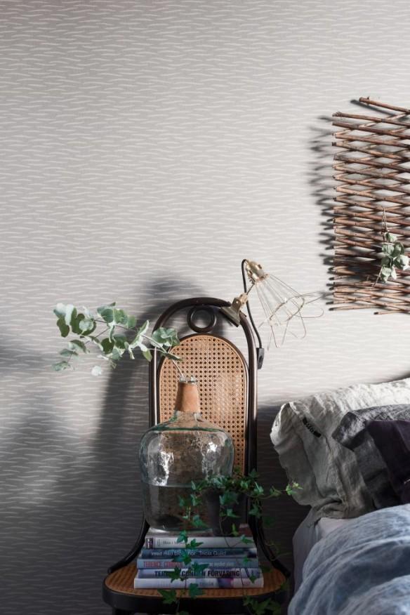 Emma von Bromssen - Eco simplicity River wallpaper