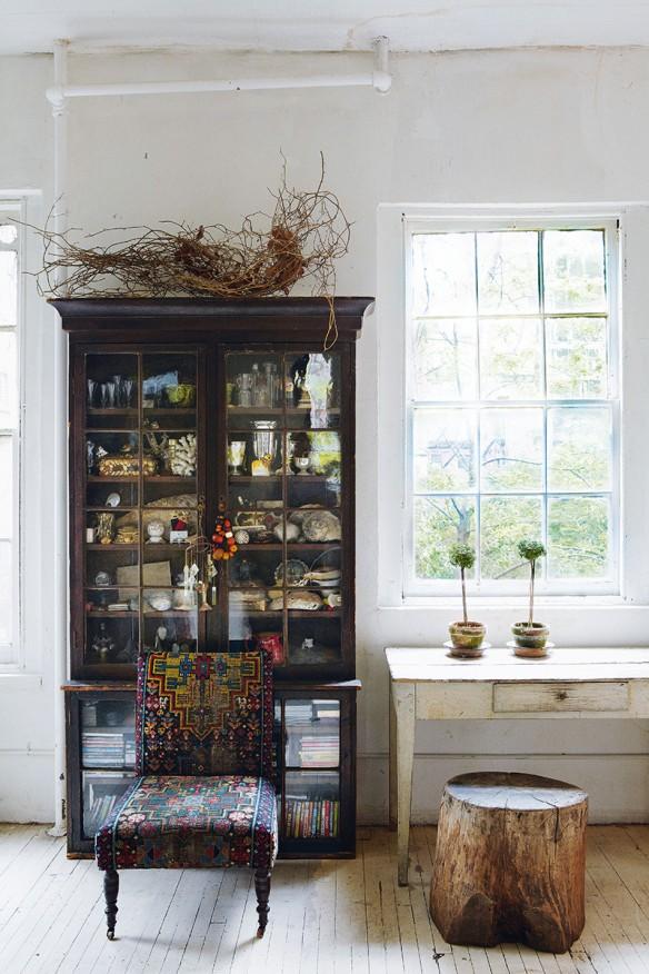 comment r veiller le style charme. Black Bedroom Furniture Sets. Home Design Ideas
