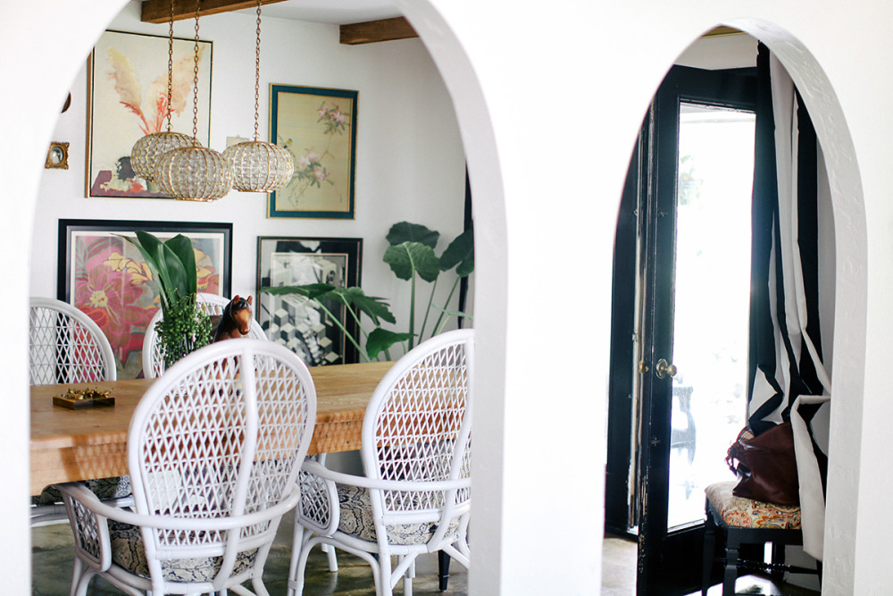Judy Aldridge interior