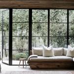Deux intérieurs de Los Angeles : Le luxe zen