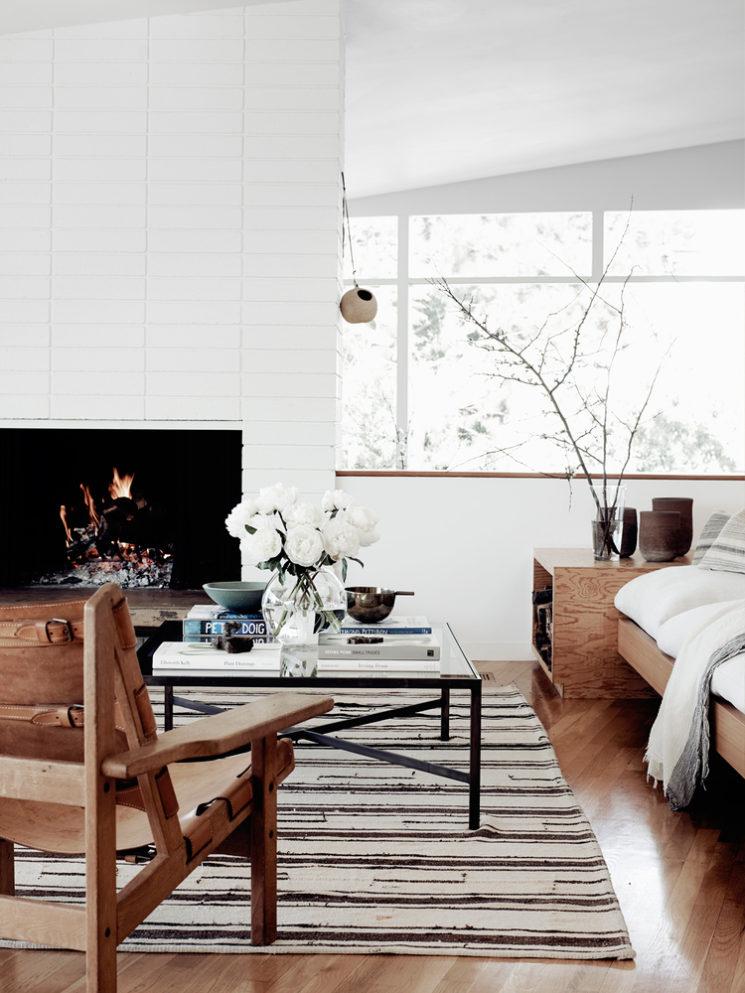 La Maison de Jessica de Ruiter et Jed Lind par Pia Ulin pour The Kinfolk Home