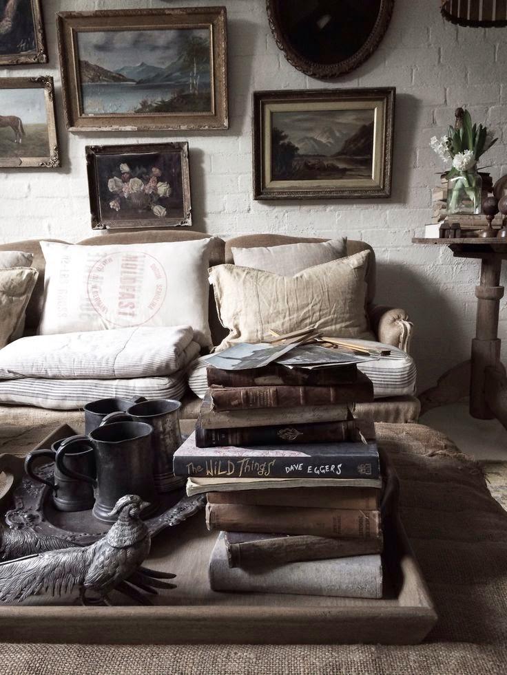 Lynda Gardener & Amelia Henderson-Marks || #collection de vieux #tableaux