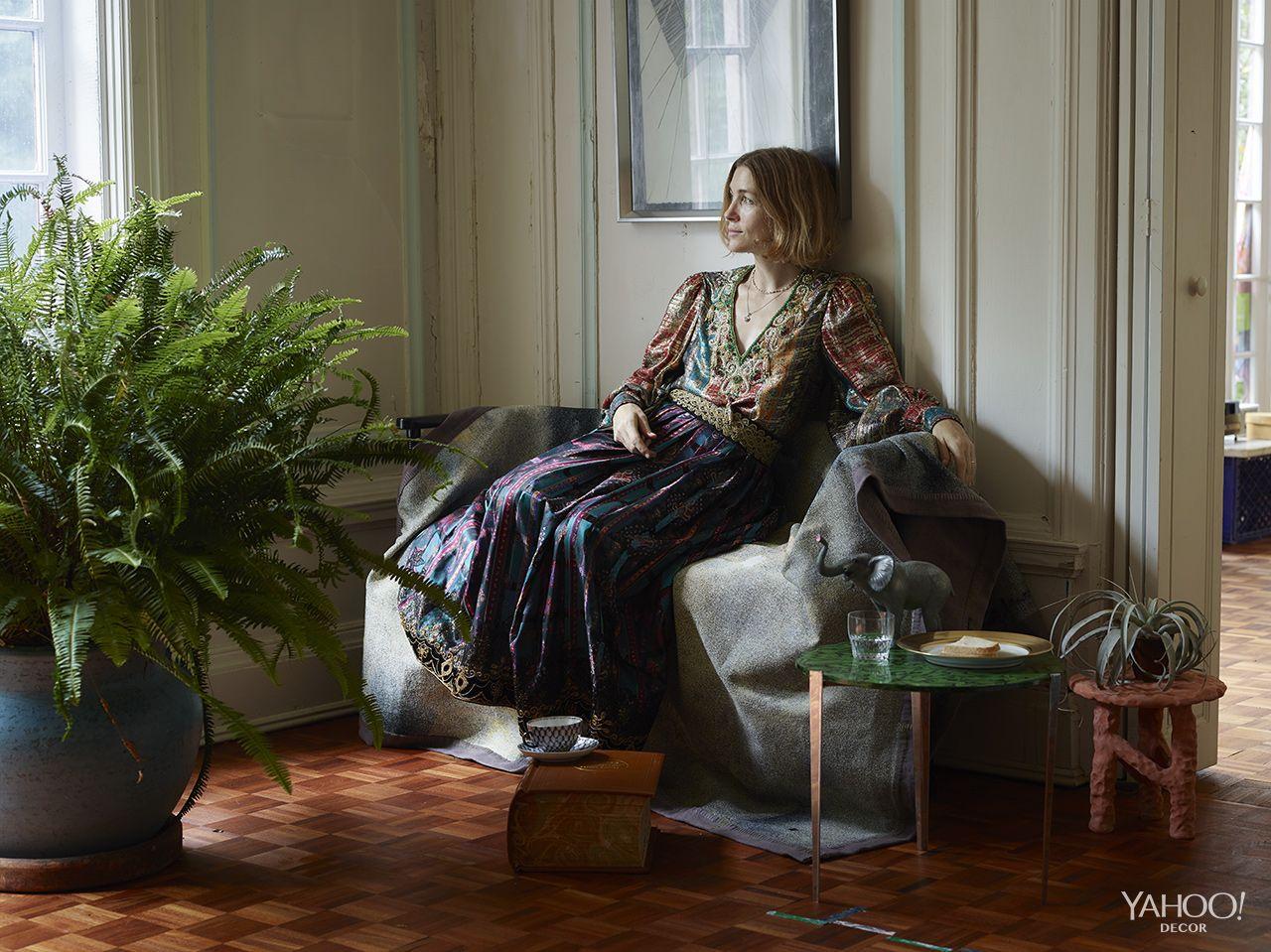 """La maison """"bohème expérimentale"""" de Molly Findlay & family"""