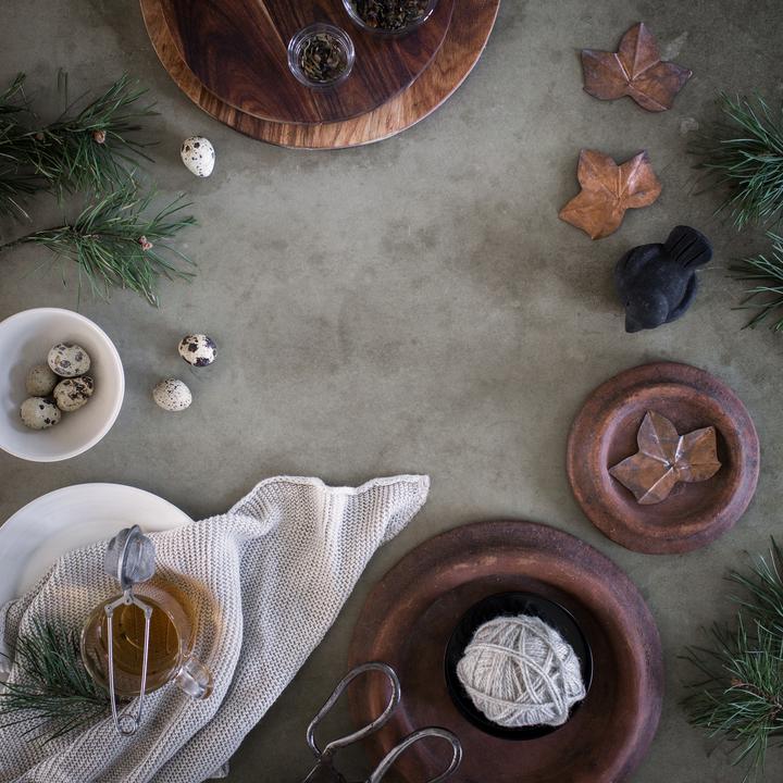 Inspiration et décoration d'automne | Papier-peint Sandberg Linne