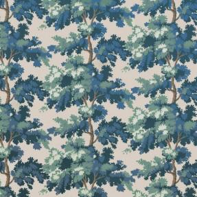 Papier-peint Raphael bleu Sandberg