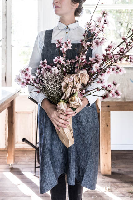 via le blog lifestyle d'Annabelle Hickson : the-dailys.com || #bouquet de #fleurs