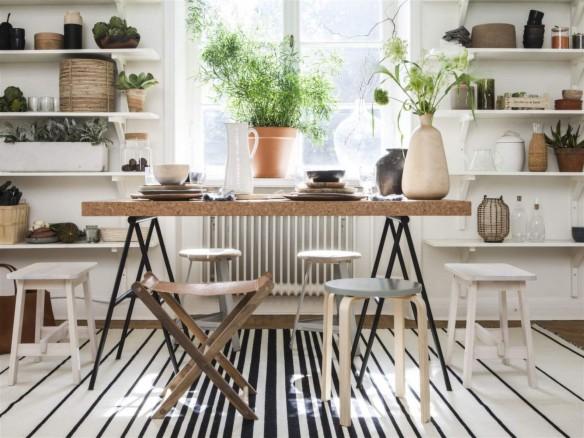 une d co inspir e par la nature. Black Bedroom Furniture Sets. Home Design Ideas