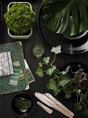 Ikea - Mossig trend inspiration