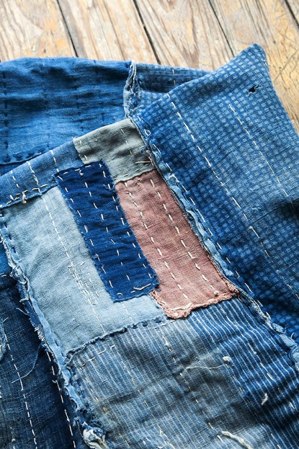Denim Repair Stitch