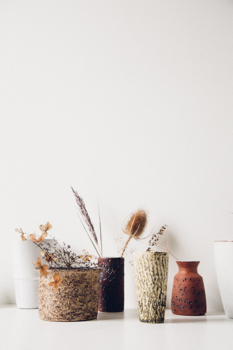 Inspiration et décoration d'automne | Blog the arrangement - Once flowers