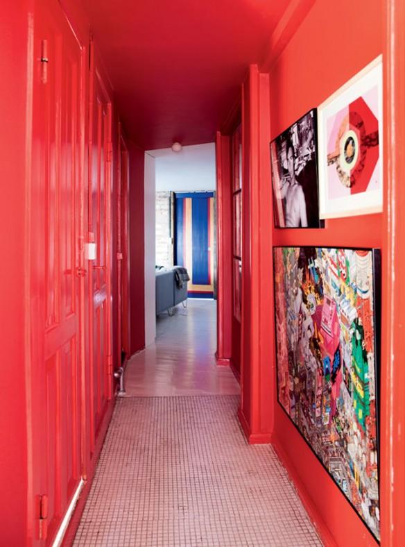 Happy couleurs happy d co - Couleur couloir appartement ...