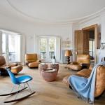 Un appartement à Sète à l'esprit seventies par Emilie Chicheportiche