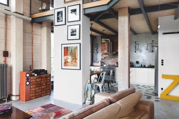 Adopter le style industriel - Loft style industriel ...