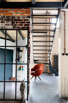 Adopter le style industriel - Appartement style industriel ...