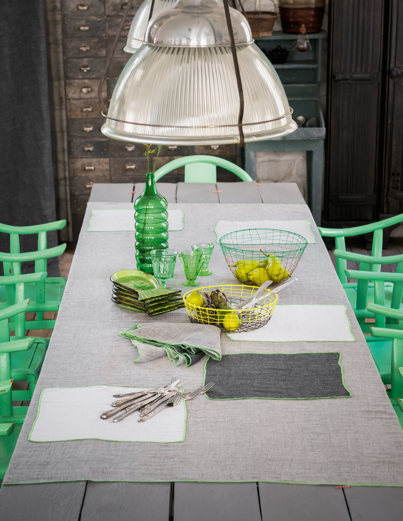 Catalogue Dominique Kieffer 2015-2016 - Loft de Paola Navone à Paris