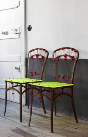 Le loft de Paola Navone à paris - Photo Enrico Conti