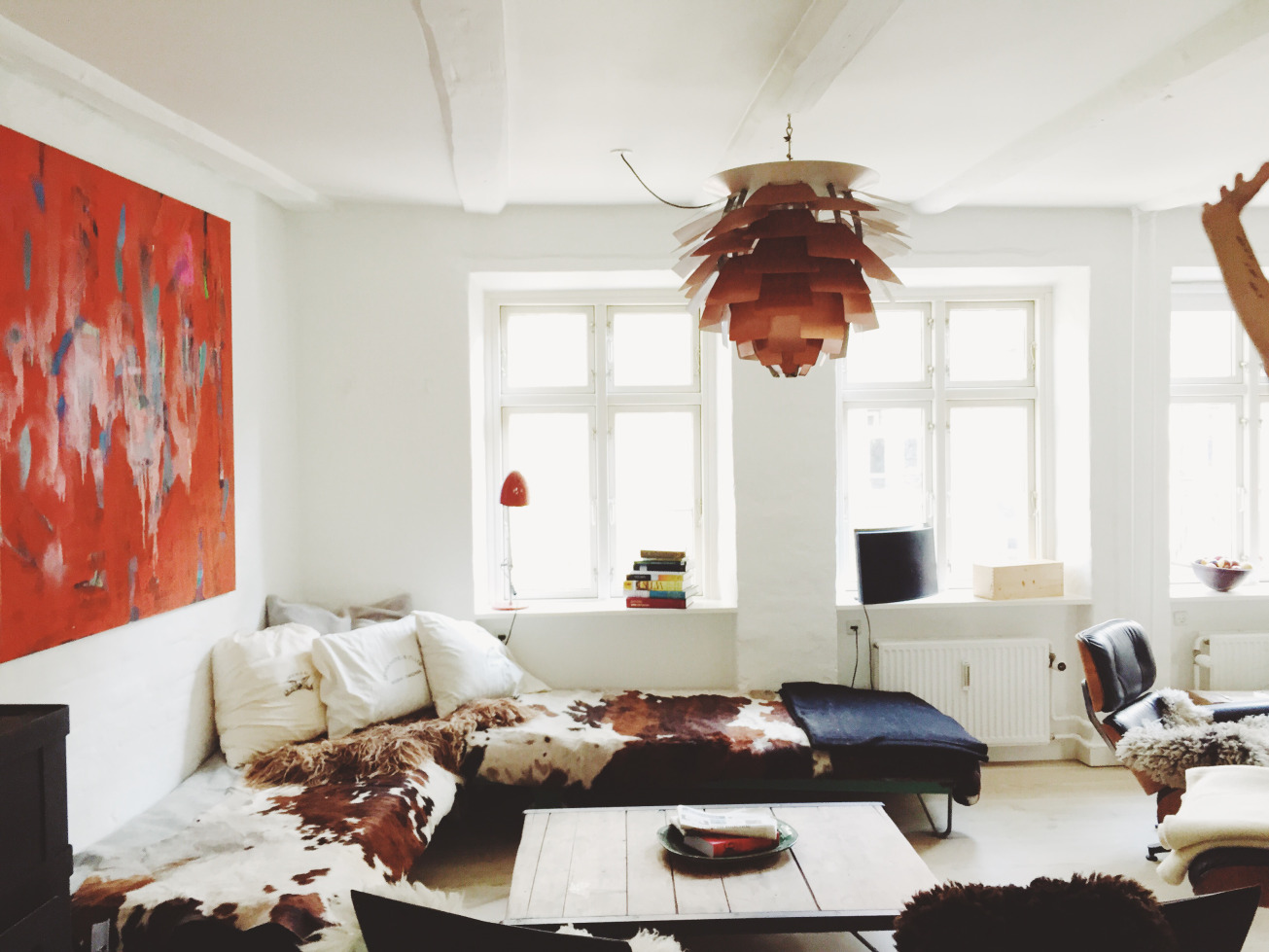 Un loft bohème à Copenhague - magicdreamlife