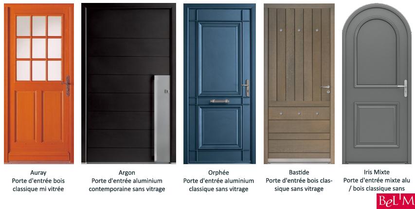 bien choisir sa porte d 39 entr e. Black Bedroom Furniture Sets. Home Design Ideas