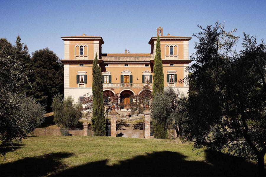 Villa Lena - Photo : Coke Bartrina