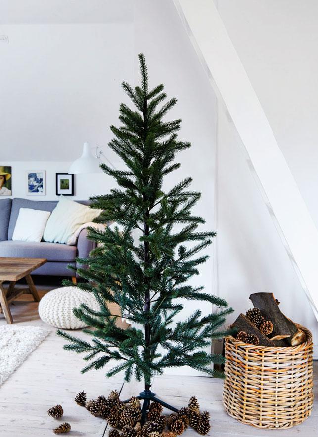Le sapin de Noël en plastique, une bonne alternative écolo ? Pas vraiment.