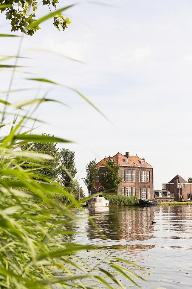 Lieu atypique : Rénovation d'une ancienne école aux Pays Bas