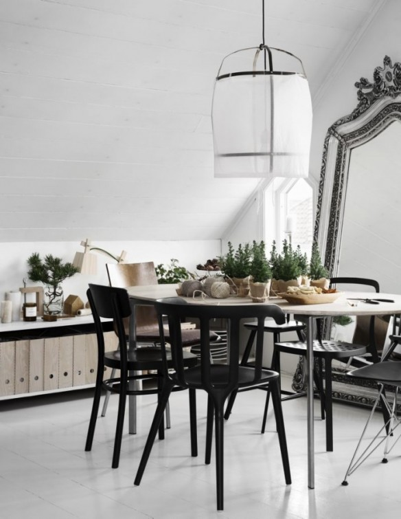 D co de no l scandinave minimaliste - Deco noel scandinave ...
