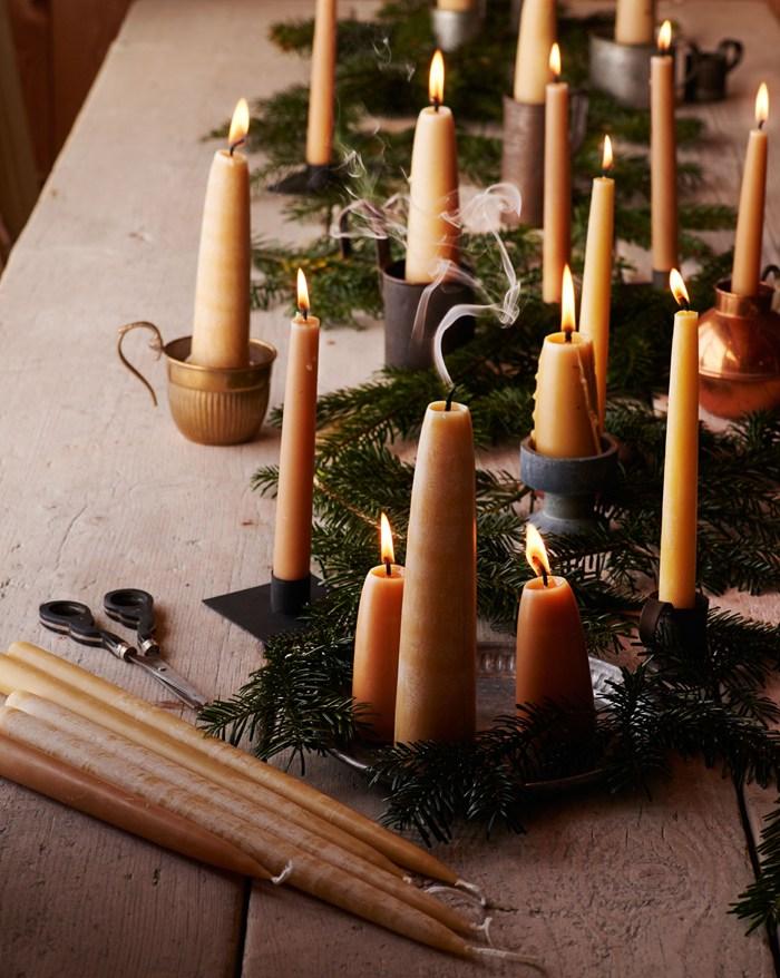 Lumière de Noël || Catalogue Toast uk Christmas 2015