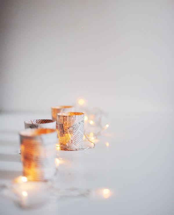 Blog Image De Noel.Lumieres De Noel Guirlandes Et Bougies Simplement