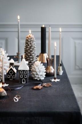 Lumières de Noël || Catalogue Broste Copenhagen Christmas 2015