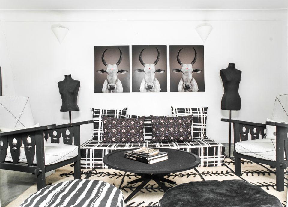 comment mixer les motifs ethniques g om triques. Black Bedroom Furniture Sets. Home Design Ideas