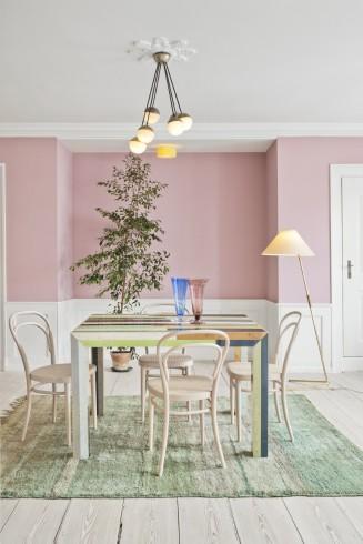 Pantone 2016 Rose Quartz et Bleu Sérénité || the apartment dk 2014
