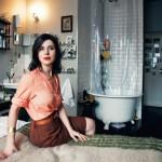 Belle gosse pour studio vintage chic