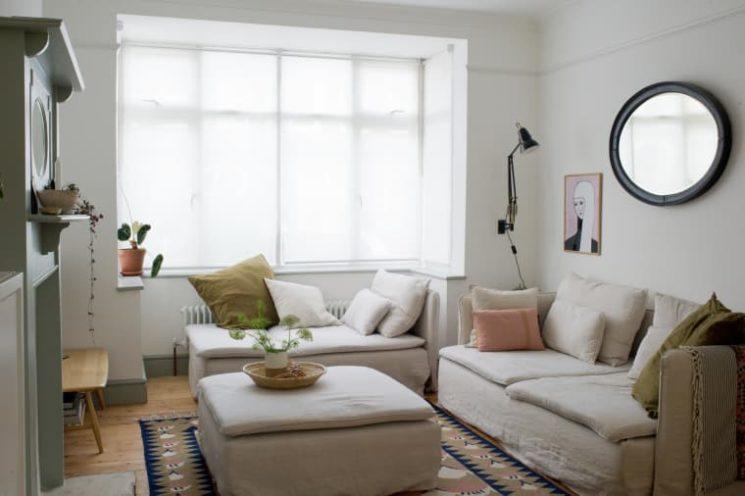 L'intérieur so british de Katy Orme du blog apartmentapothecary.com