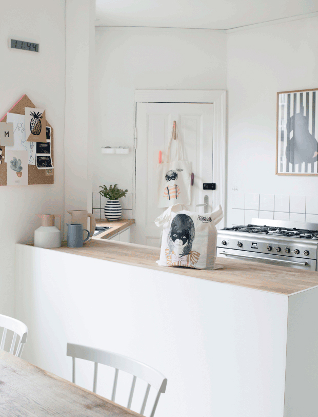 Adopter une déco pastel scandinave lintérieur de lillustratrice marie willumsen