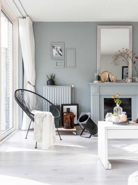 Une Maison à Breda (Pays Bas) à Un Déco Contemporaine Avec Mobilier Du  Brocante ...