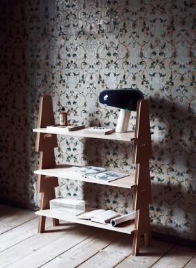 "Effet ""vieilles demeures"" et patines || Studio Pepe Interiors Living Memory"