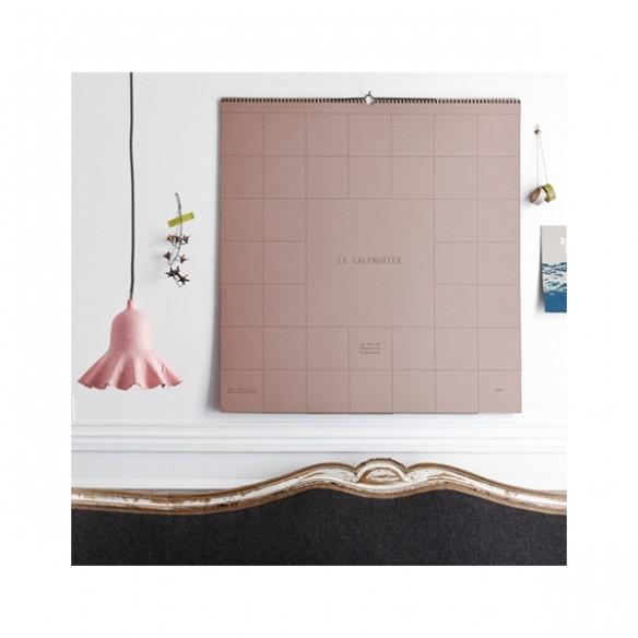 s lection de calendriers 2016 design et graphiques. Black Bedroom Furniture Sets. Home Design Ideas