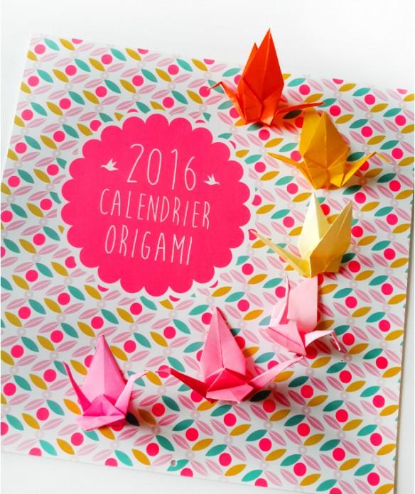Sélection de calendriers 2016 design et graphiques - Lilidool