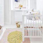 Pourquoi pas du blanc pour la chambre de bébé ?